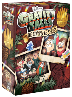 theblufile review gravity falls the complete series 2012 2016 by
